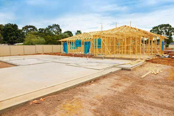 fondation maison radier beton