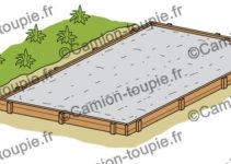 calcul volume beton dalle