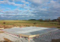 épaisseur dalle beton maison radier fondation