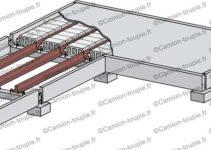 longrine fondation plancher poutrelle hourdis