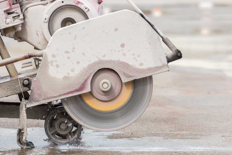 Le joint de fractionnement dalle b ton conseil info - Joint de dilatation beton tous les combien ...