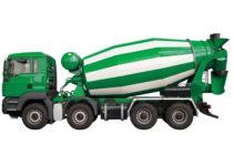 camion toupie béton