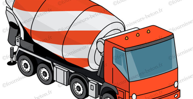 camion toupie beton livre